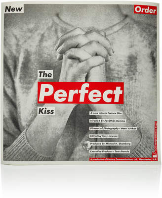 Boo-Hooray New Order's The Perfect Kiss Movie Poster