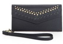 Rebecca Minkoff Rebecca Minkoff Leather Smart Phone Case