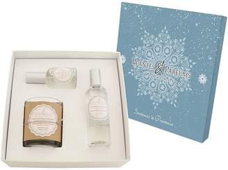 Plantes & Parfums Home Fragrance Gift Box, Orange Cinnamon
