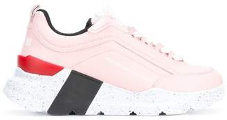 MSGM platform sneakers