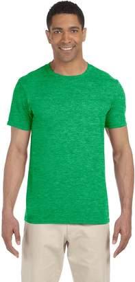 Gildan Junior girls softstyle t-shirt.