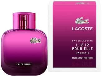 Lacoste Women's L.12.12 Pour Elle Magnetic 2.7 oz Spray