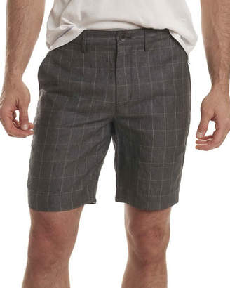 Robert Graham Storm Plaid Dress Shorts