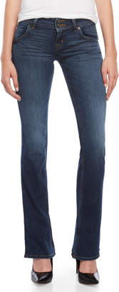 Hudson Signature Mid-Rise Bootcut Jeans