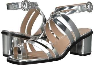 a10d0318b129 BCBGeneration Silver Women s Shoes - ShopStyle