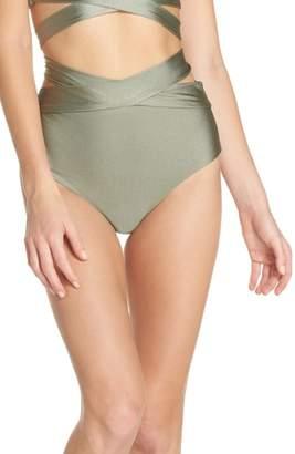 Becca Ballerina Wrap Bikini Bottoms