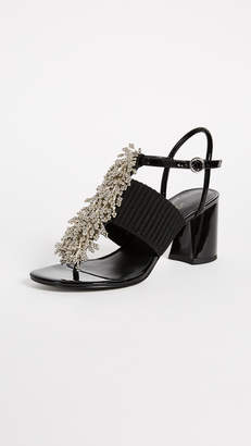 3.1 Phillip Lim Drum Beaded Sandals