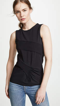 Helmut Lang Pleated Tank