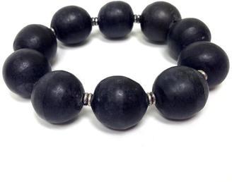 Bougainvillea Kenya Horn Bracelet $19 thestylecure.com