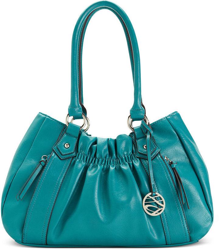 Style&Co. Handbag, Sassy Satchel