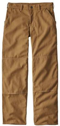 Patagonia Men's Iron Forge Hemp® Canvas Double Knee Pants - Regular