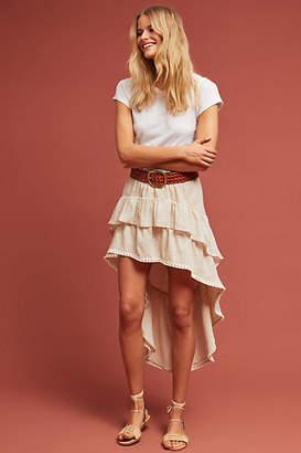 MISA Sabine Tiered Skirt