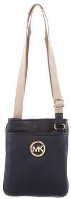 MICHAEL Michael Kors Leather NS Crossbody Bag