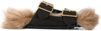 Prada buckled open-toe sandals