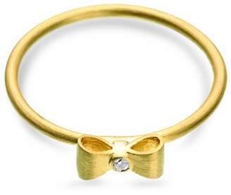 Arena Copenhagen 47GR08 Yellow Gold Ring