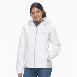 Columbia Women's Tipton Pass Thermal Coil Hooded Jacket