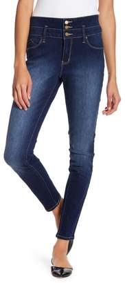 YMI Jeanswear Jeans 3-Button High Rise Skinny Jeans
