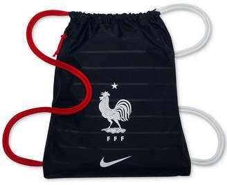 Nike France Graphic Stadium Gym Sack