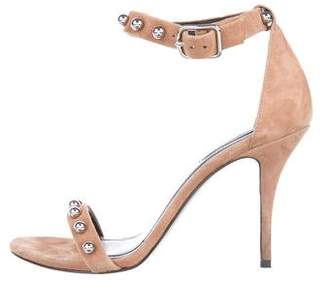 056e80f65 Pre-Owned at TheRealReal · Alexander Wang Antonia Suede Sandals