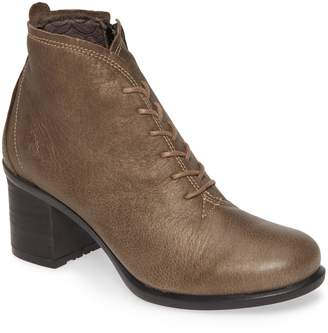 Fly London Inet Round Toe Bootie