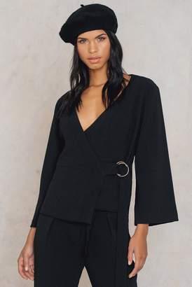 Rut & Circle Rut&Circle Mara buckle jacket