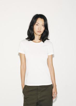 Sunspel Short Sleeve T-Shirt $90 thestylecure.com