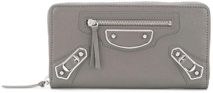 Balenciaga Balenciaga all around zip wallet