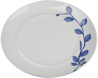 "Mikasa True Blue"" Dinner Plate"