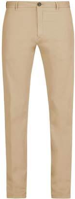 J.w.brine J.W. BRINE Owen cotton-blend chino trousers