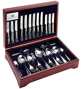 Arthur Price Dubarry Cutlery Canteen, Silver Plated, 44 Piece