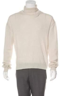 Haider Ackermann Fleece Wool & Cashmere Sweater wool Fleece Wool & Cashmere Sweater