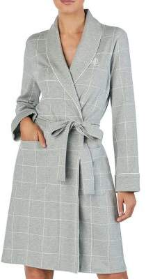 Lauren Ralph Lauren Wrap Short Robe