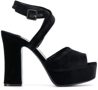 The Seller platform sole sandals