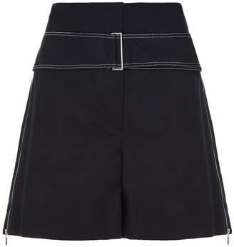 Sportmax Laziale Belted Shorts