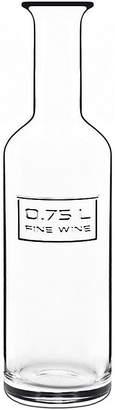Luigi Bormioli Optima Glass Wine Bottle