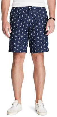 Polo Ralph Lauren Linen-Blend Classic Fit Shorts $89.50 thestylecure.com