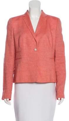 Akris Structured Wool-Blend Blazer