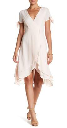 Dee Elly Short Sleeve Layered Dress