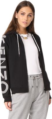 KENZO KENZO Hooded Sweatshirt $380 thestylecure.com