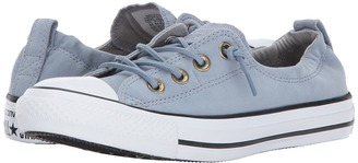 Converse - Chuck Taylor All Star Shoreline - Slip Peached Canvas Women's Lace up casual Shoes $55 thestylecure.com