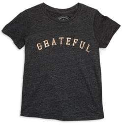 Spiritual Gangster Toddler's, Little Girl's & Girl's Grateful Arch Tee