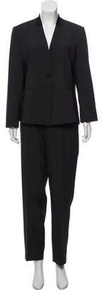Tahari Structured Mid-Rise Pantsuit w/ Tags