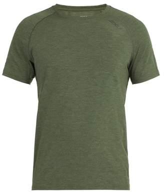 2XU Heat Technical Performance T Shirt - Mens - Khaki