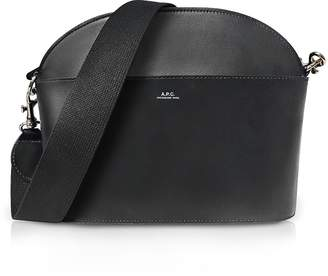 A.P.C. Genuine Leather Gabrielle Shoulder Bag