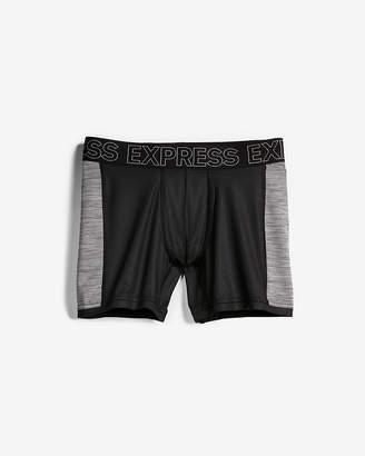 Express Color Block Performance Boxer Briefs