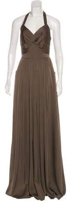 Rachel Zoe Silk Pleated Dress w/ Tags