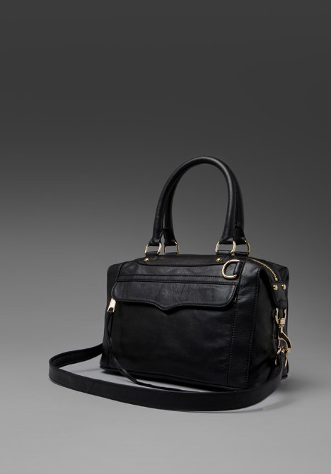 Rebecca Minkoff Classic Morning After Bag with Strap