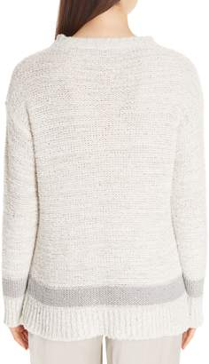 Fabiana Filippi Sequin Knit Sweater