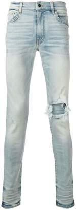 Amiri bootcut skinny jeans