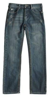 Buffalo David Bitton Evan Slim Cotton Denim Jeans